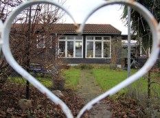 Kolonihave - La maison coeur