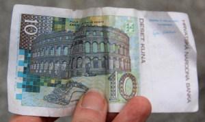 Monnaie croate