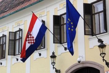 Palais présidentiel au lendemain des élections croates