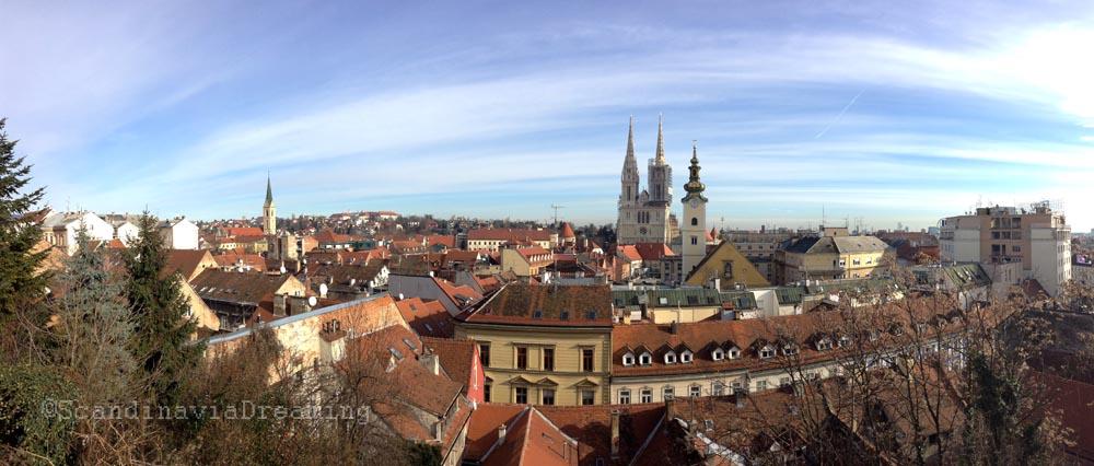 Panorama de Zagreb