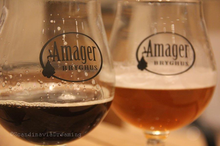 Bière de février et Pale ale