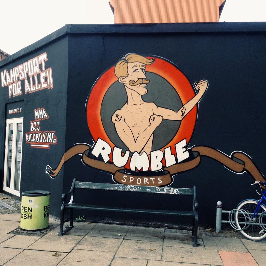 Club de sport à Copenhague