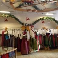 Costumes traditionnels de Salzbourg (2)