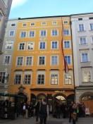 Maison natale de Mozart