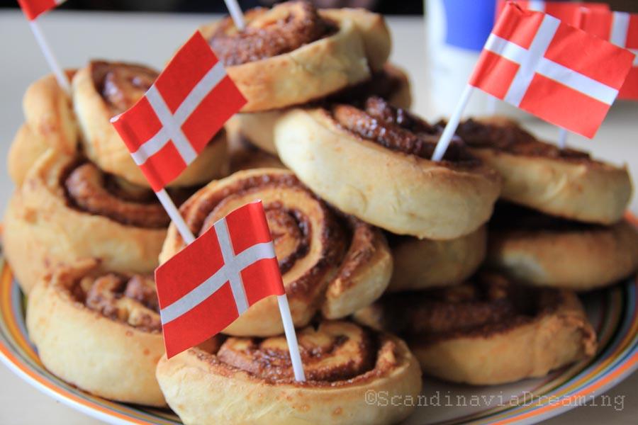 Pâtisserie danoise