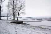 Parc d'Hatanpää au sud Tampere