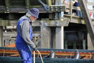 Membre d'équipage du Sea Stallion