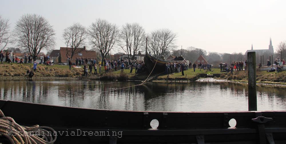 Mise à l'eau Roskilde