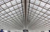 Terminal de l'aéroport de Paris CDG