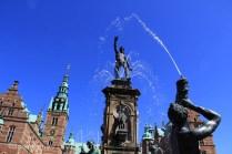 Fontaine de Frederiksborg