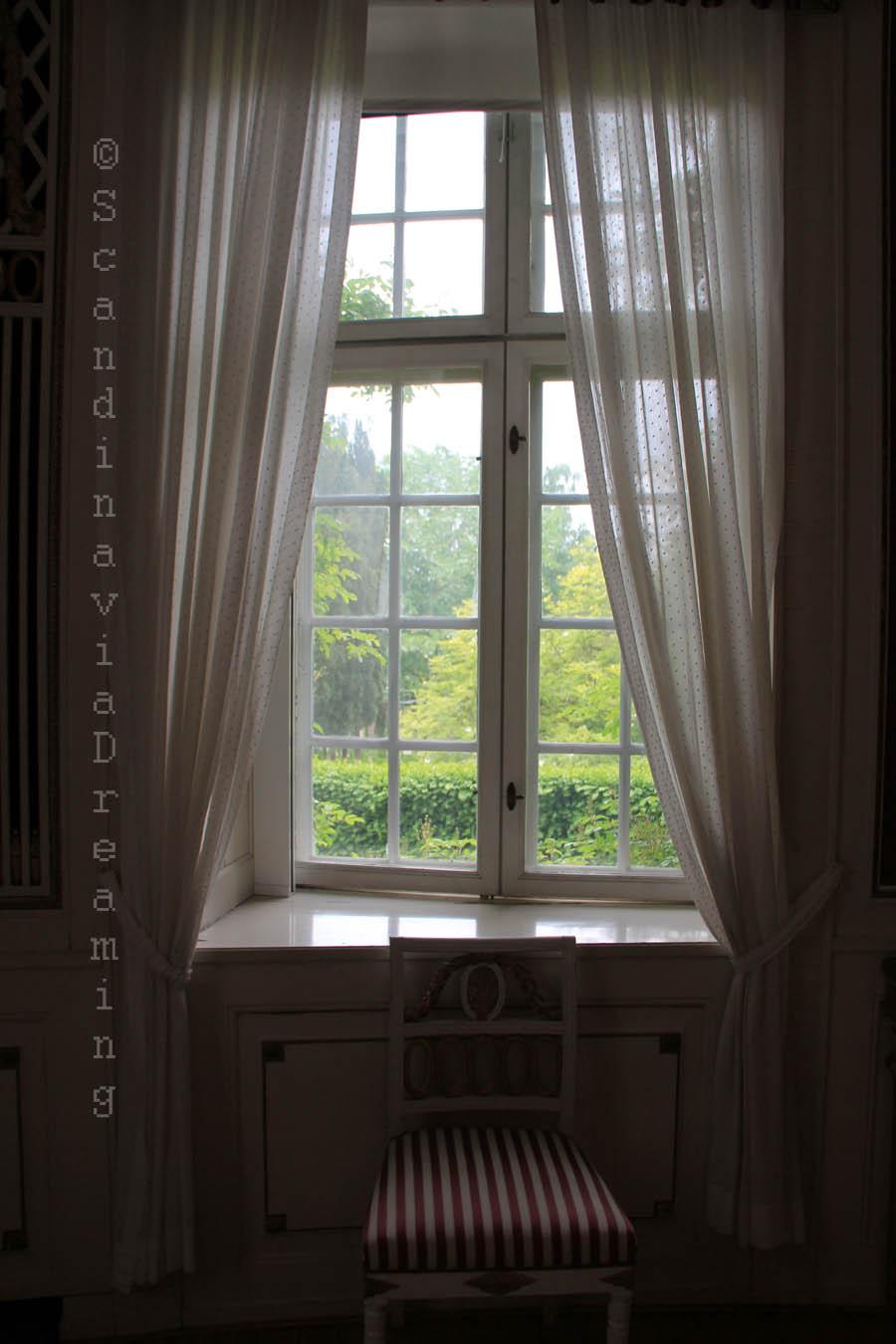 Fenêtre du musée Ordrupgaard