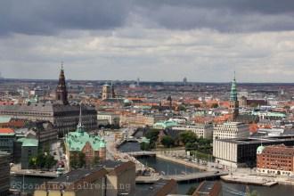 Vue de Copenhague