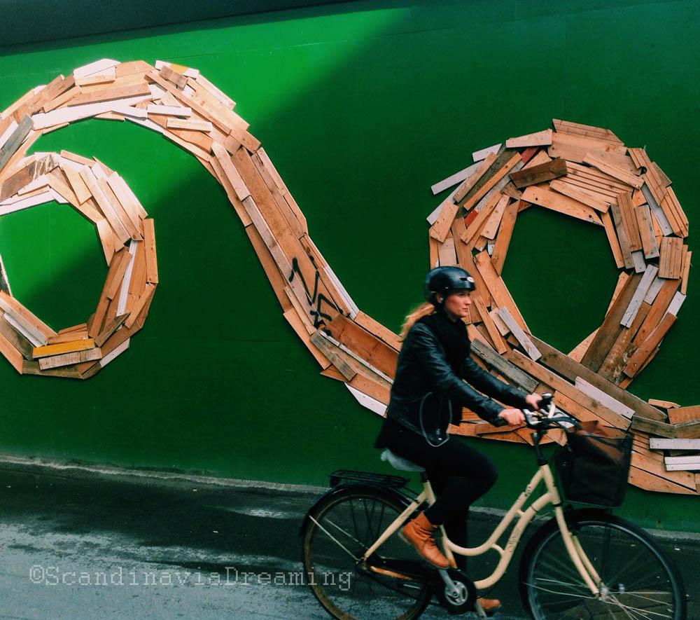 Faire du vélo à Copenhague