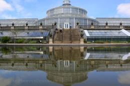 Grande serre du jardin botanique de Copenhague