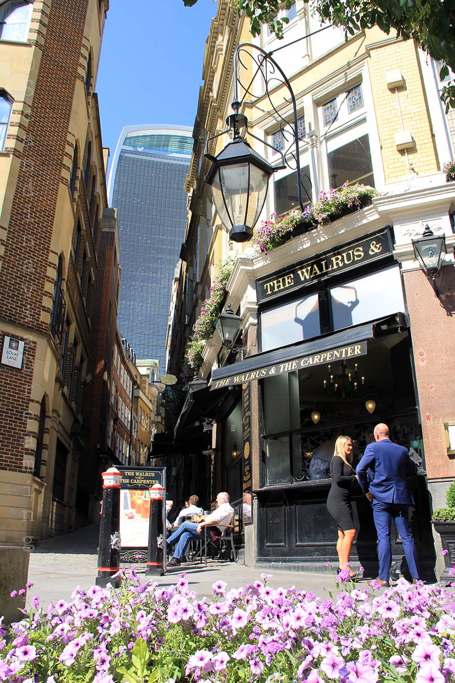 Le pub du coin