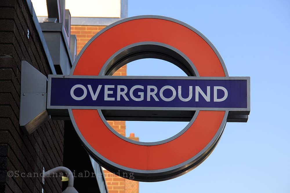 Overground de Londres