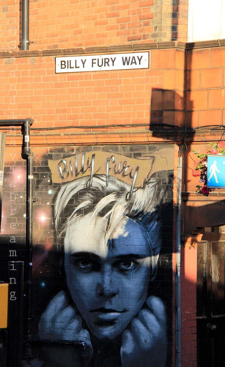 Street art de Londres Nord