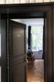 La porte de notre chambre Arthur