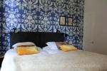 Le lit de la chambre Arthur, au Grand Rêve