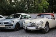 Les deux plus belles voitures