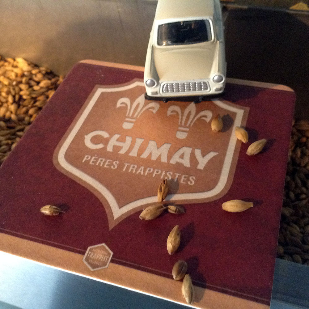 Road trip à Chimay