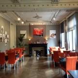 Salle de restaurant bistronomique du Grand Rêve