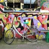 Graffitti et vélo