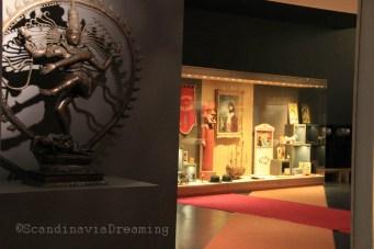 Salle du musée Hergé