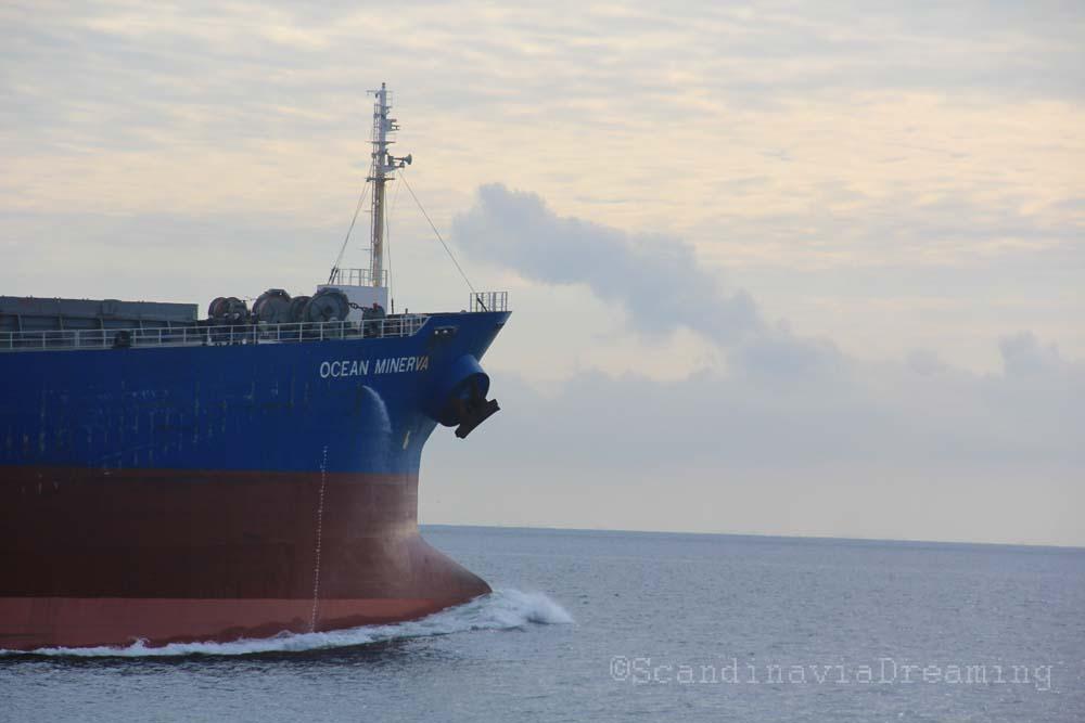 tanker ocean minerva