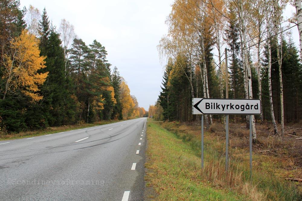 Bilkyrkogaard