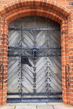 porte médiévale ribe