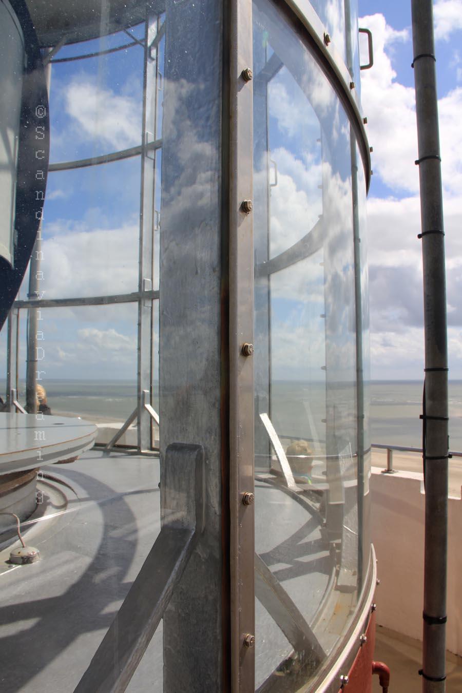 Au sommet du phare