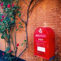 Boîte à lettres danoise