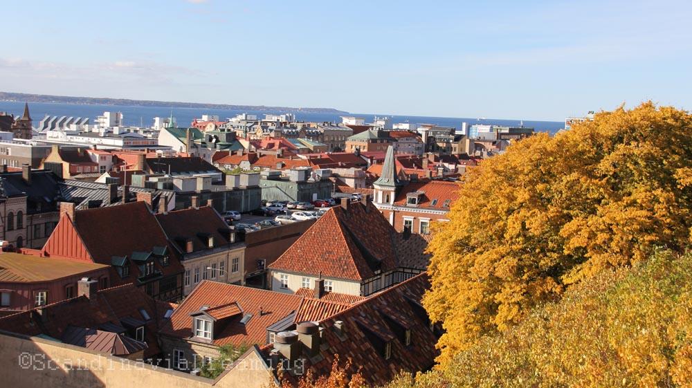 Helsingborg Suède Scanie