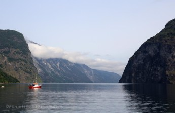 Fjord d'Undredal