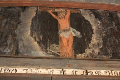 Jesus en croix