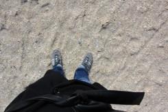 Les pieds sur Fanoe