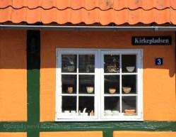 Kirkepladsen Svaneke Bornholm