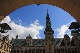 Cour de Kronborg