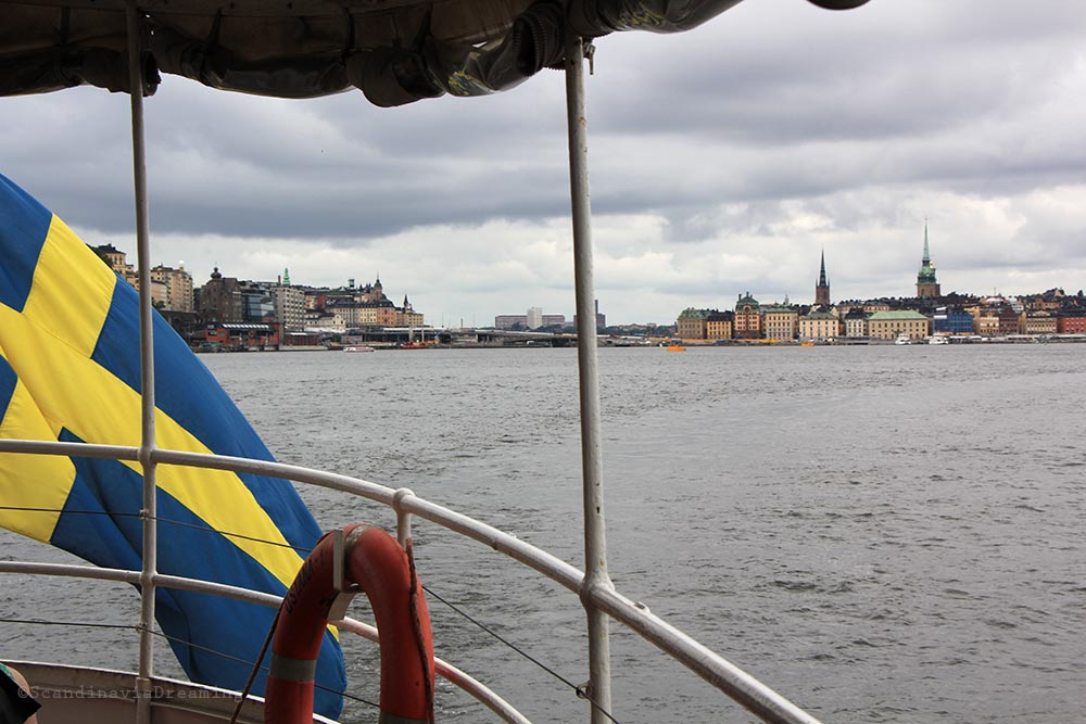 Bateau archipel