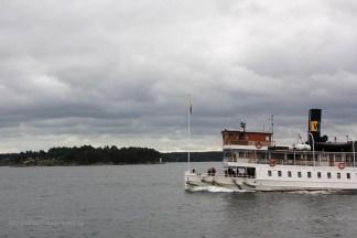 Steamer archipel Stockholm