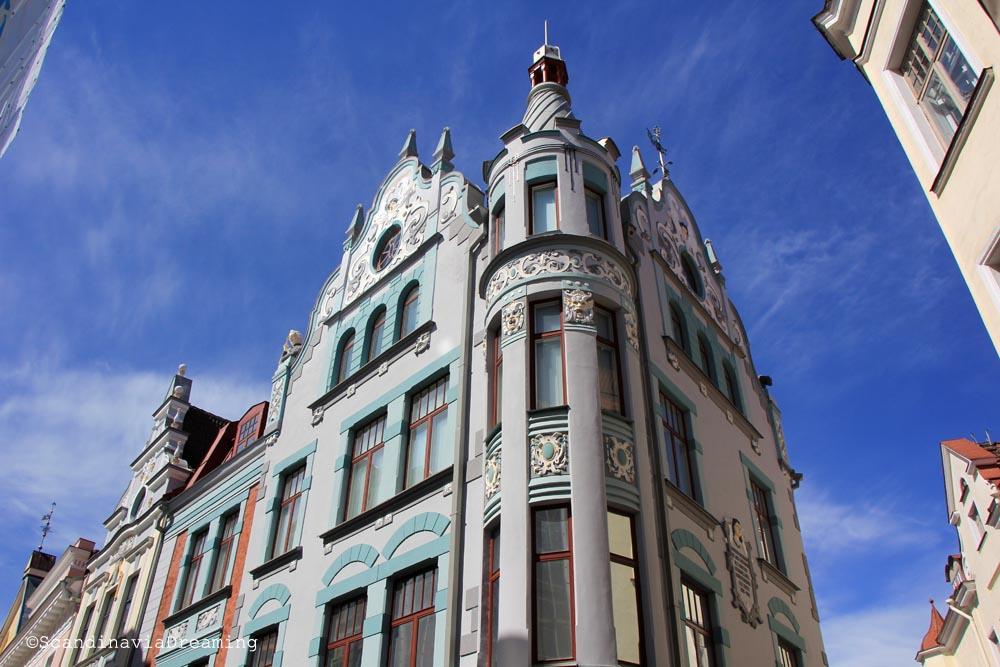 La maison du voyeur, Tallinn