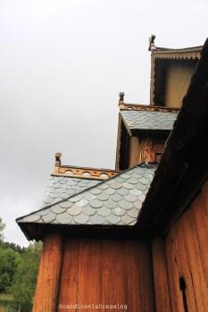 Stavkirke Norvège