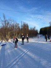 marathon ski