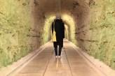 Dans le tunnel