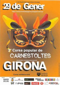 2ona Cursa Carnestoltes Girona