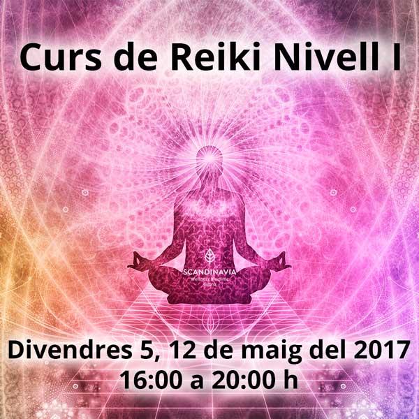 Curs de Reiki Nivell I: Divendres 5, 12 de maig 2017 de 16:00 a 20:00 #reiki https://scandinaviagirona.com/2017/03/curs-reiki-nivell/
