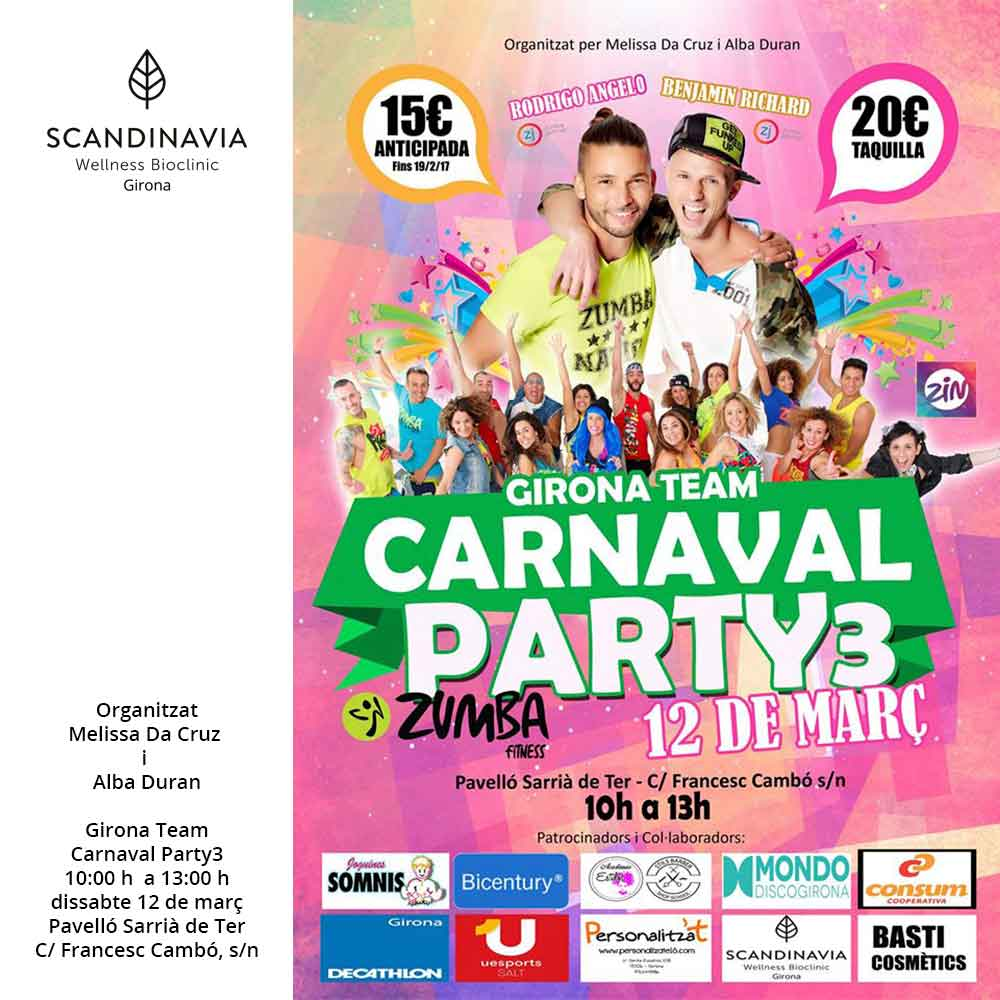 Girona Team : CARNAVAL PARTY3