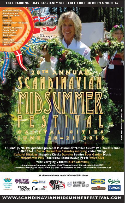 Midsummer poster 2015