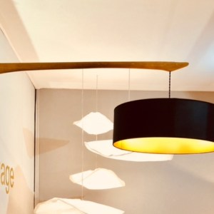 Dabi Design grande applique « potence »
